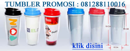 Grosir Tumbler Promosi